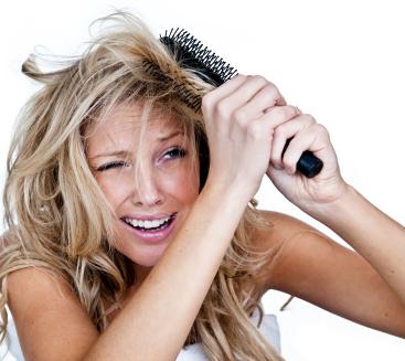 hair-tangling